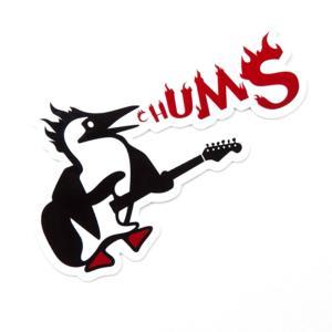 チャムス CHUMS ステッカー シール ステッカー ロックブービー ロゴ メンズ レディース キッズ カスタム ステッカーチューン 車 定番 おしゃれ CH62-0047|raiders