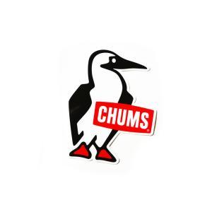 チャムス CHUMS ステッカー シール カーステッカーブービーバードスモール キャラクター ロゴ メンズ レディース ステッカーチューン 車 小さめ CH62-1625|raiders