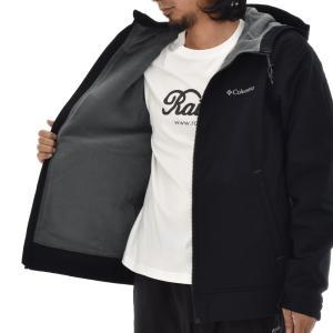 コロンビア Columbia ジャケット サンポイントジャケット メンズ レディース アウター アウトドア ブランド MTRフリース ブラック 黒 Sun Point Jacket PM3783|raiders|10
