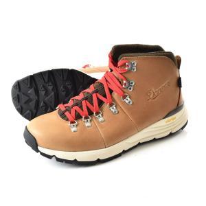 Danner ダナー ブーツ マウンテン 600 メンズ ハイクブーツ HIKE BOOTS 登山ブーツ トレッキングブーツ ブランド 軽量 ライトTAN タン 茶色 MOUNTAIN 600 62246|raiders