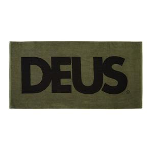 Deus ex Machina デウス エクス マキナ タオル オール キャップス タオル ビーチタオル バスタオル ビッグバスタオル メンズ ブランド ALL CAPS TOWEL DMS87698 raiders