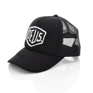 Deus ex Machina デウス エクス マキナ キャップ 帽子 モアタウン トラッカー メッシュキャップ メンズ デウスエクスマキナ ブランド ロゴ MORETOWN DMP87096|raiders