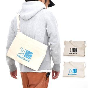 カリマー karrimor サコッシュ コットン ショルダー メンズ レディース ブランド ミニショルダー ミニバッグ バッグ ロゴ SU-GSBJ-1103-02 07 cotton shoulder|raiders