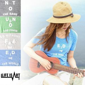 ライフ イズ アート Life is ART Tシャツ nude T-Shirt コラボレーション メンズ|raiders