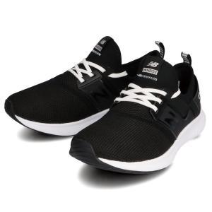 ニューバランス new balance 靴 スニーカー ナージャイズスポーツ レディース キッズ DYNASOFT アウトドア ジョギングシューズ ランニング ブラック 黒 WNRGSBK1|raiders