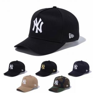 ニューエラ new era NEWERA キャップ CAP スナップバック 9FORTY D-Frame 940 ヤンキース メンズ レディース キッズ ブランド サイズ調整可能 野球帽 帽子|raiders