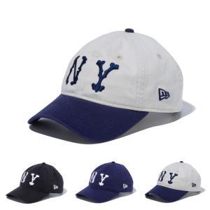 ニューエラ new era NEWERA キャップ 帽子 9THIRTY クロスストラップ ウォッシュドコットン クーパーズタウン ニューヨーク 6パネル メンズ レディース ブランド|raiders