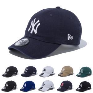 ニューエラ new era NEWERA キャップ cap 帽子 カジュアル クラシック ニューヨーク ヤンキース CASUAL CLASSIC 6パネル メンズ レディース ブランド 黒|raiders