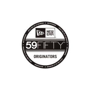 ニューエラ new era NEWERA ロゴ ステッカー バイザーステッカー Sサイズ 59FIFTY フラッグロゴ シール グッズ メンズ レディース ブラック 黒 11601144 raiders