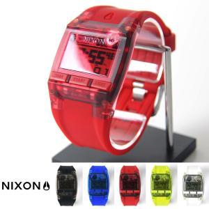 ニクソン NIXON 腕時計 / 着用シーンを選ばない極薄&超軽量の新次元スケルトンウォッチ 【特徴...