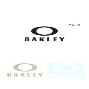オークリー OAKLEY ステッカー ファンデーションロゴ カッティングステッカー スモール ダイカット シール デカール アウトドア 黒 白AOO0002ET|raiders
