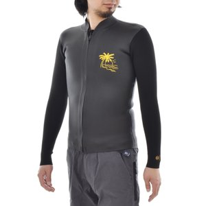 ロアーク リバイバル ROARK REVIVAL ウェットスーツ タッパー メンズ STAR CROSSED 2mm 長袖ジャケット 長袖タッパー タッパ サーフィン ラッシュガード RA185|raiders
