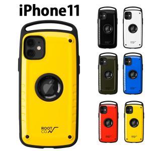 【iPhone11用ケース】ROOT CO ルート コー iPhoneケース グラビティ ショックレジストケース アイフォンケース Gravity Shock Resist Case iPhone 11 GSP11R|raiders