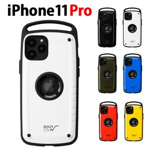 【iPhone11プロ用ケース】ROOT CO ルート コー iPhoneケース グラビティ ショックレジストケース アイフォン Gravity Shock Resist Case iPhone11Pro GSP11|raiders