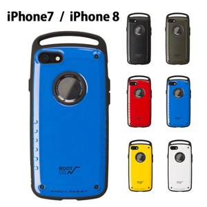 【iPhone7 iPhone8用ケース】ROOT CO ルート コー iPhoneケース グラビティ ショックレジストケース アイフォンケース Gravity Shock Resist Case GSP7|raiders