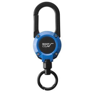 ROOT CO ルート コー カラビナ キーホルダー キーリング グラビティ マグ リール 360 メンズ レディース おしゃれ ROOT CO. MAG REEL スマホグッズ 携帯グッズ|raiders|21