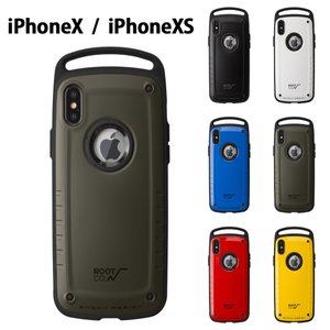 【iPhoneXS iPhoneX用ケース】ROOT CO ルート コー iPhoneケース グラビティ ショックレジストケース アイフォンケース Gravity Shock Resist Case GSP8|raiders