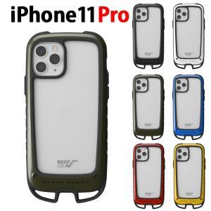 【iPhone11プロ用ケース】ROOT CO ルート コー iPhoneケース グラビティ ショックレジストケース プラス ホールド アイフォンケース iPhone11 Pro GSH11|raiders