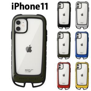 【iPhone11用ケース】ROOT CO ルート コー iPhoneケース グラビティ ショックレジストケース プラス ホールド アイフォン Shock Resist Case +Hold. GSH11R|raiders