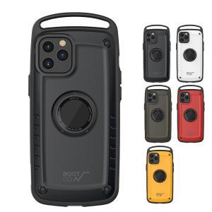 【iPhone12Pro iPhone12用ケース】ROOT CO ルート コー iPhoneケース グラビティ ショックレジストケース アイフォンケース Gravity Shock ResistCase iphone|raiders