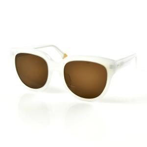 セイバー サングラス SABRE ビークル レディース メンズ uvカット 紫外線 ウェリントン 大きめ 茶レンズ ホワイトフレーム 白 sunglas ブランド VEHICLE SS7-515|raiders