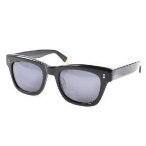 セイバー サングラス SABRE ランブラー レディース メンズ uvカット 紫外線 ウェリントン ブラック セルフレーム 黒ぶち 黒フレーム ブランド RAMBLER SS6-501|raiders