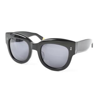 セイバー サングラス SABRE ノヴァ レディース メンズ uvカット ウェリントン ブラック グレーレンズ セルフレーム 黒ぶち 黒フレーム ブランド NOVA SS6-502|raiders