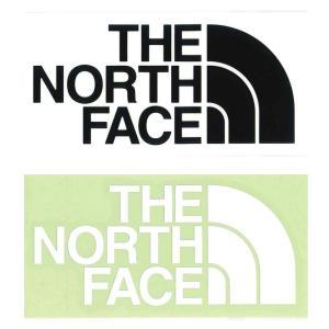 ザ ノースフェイス THE NORTH FACE ロゴ マーク ステッカー カッティングステッカー デカール シール メンズ レディース アウトドア キャンプ 黒 白 NN88106|raiders