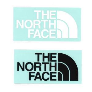 ザ ノースフェイス THE NORTH FACE ロゴ マーク ステッカー TNF カッティングステッカー デカール シール メンズ レディース アウトドア キャンプ 黒 白 NN32013|raiders