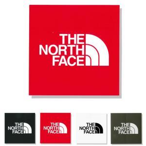 ザ ノースフェイス THE NORTH FACE ロゴ マーク ステッカー スクエア ロゴ 四角 ボックス デカール シール 定番 メンズ レディース K ブラック R レッド NN32014|raiders