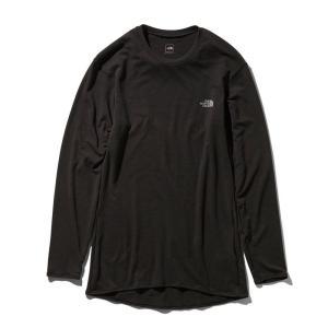 ザ ノースフェイス THE NORTH FACE Tシャツ ロンT ロングスリーブウォームクルー アンダーウェア メンズ NU65135【サステナブル素材】【リサイクル素材】|raiders