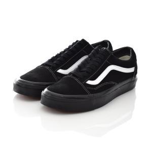 VANS ヴァンズ バンズ スニーカー オールドスクール OLDSKOOL OLD SKOOL 36 DX メンズ  靴 アナハイム ファクトリー US企画 VN品番 ブラック 黒 VN0A54F39XN|raiders