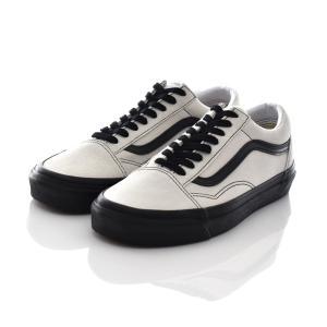 VANS ヴァンズ バンズ スニーカー オールドスクール OLDSKOOL OLD SKOOL 36 DX メンズ  靴 アナハイム ファクトリー US企画 VN品番 ホワイト 白 VN0A54F39XO|raiders