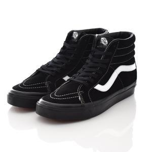 VANS ヴァンズ バンズ スニーカー スケートハイ スケハイ SK8-HI SK8HI メンズ ブランド 靴 シューズ スケートシューズ スケシュー ブラック 黒 VN0A38GF9XN|raiders