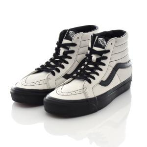 VANS ヴァンズ バンズ スニーカー スケートハイ スケハイ SK8-HI SK8HI メンズ ブランド 靴 シューズ スケートシューズ スケシュー ホワイト 白 VN0A38GF9XO|raiders