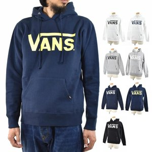 VANS バンズ パーカー フライング ロゴ プルオーバー フード スウェット メンズ レディース トレーナー VANS-MC01 VA17FW-MC01|raiders