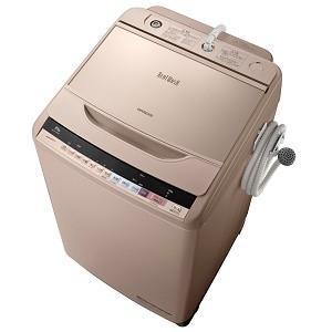 ビートウォッシュ 全自動洗濯機 日立 10kg BW-V100B BW-V100B-N 在庫わずか (1)