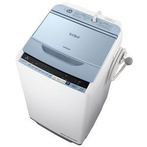 日立 ビートウォッシュ 全自動洗濯機 7kg BW-V70B-A 在庫わずか|raihoo