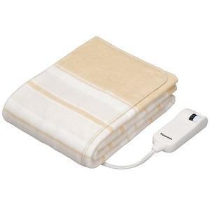 パナソニック 電気しき毛布 シングルSサイズ ベージュ DB-U11T-C 在庫わずか|raihoo