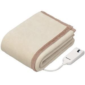 パナソニック 電気しき毛布 シングルLSサイズ ベージュ DB-UM3LS-C 在庫わずか|raihoo