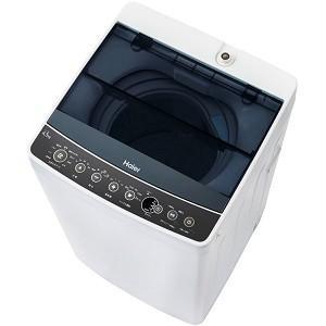 ハイアール 4.5Kg 全自動洗濯機 ブラック JW-C45...