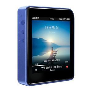 SHANLING シャンリン DSD対応ハイレゾポータブルプレーヤー M1-BL ブルー|raihoo