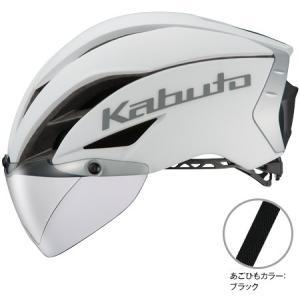 AERO-R1 TR L/XLサイズ マットホワイト OGK Kabuto オージーケーカブト ヘル...