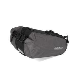 ベストセラーの防水サドルバッグ。 後輪からの水はね等から、しっかりと荷物を守ります。 サドルレールに...