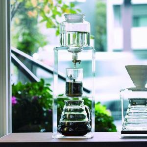ウォータードリッパー クリア ハリオ WDC-6 水出しコーヒー