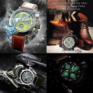 腕時計 スポーツウォッチ 日本語説明書付き A...の詳細画像1