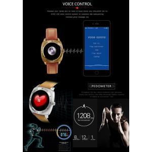 Bluetooth スマートウォッチ メンズ レディース スポーツ腕時計 防水仕様 端末検索 心拍計 睡眠サイクル計測器 タッチパネル ◇RIM-DM88|raimu-house|02