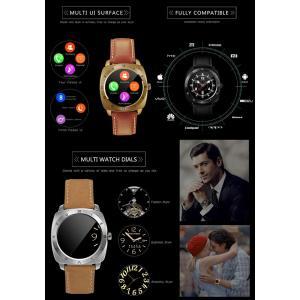 Bluetooth スマートウォッチ メンズ レディース スポーツ腕時計 防水仕様 端末検索 心拍計 睡眠サイクル計測器 タッチパネル ◇RIM-DM88|raimu-house|03