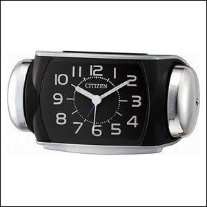 シチズン 8RA636-002 クオーツめざまし時計 バトルパワーR636