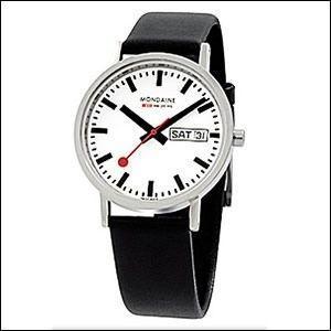 モンディーン MONDAINE 腕時計 A667.30314.11SBB メンズ ニュークラシック New Classic rainbow-123